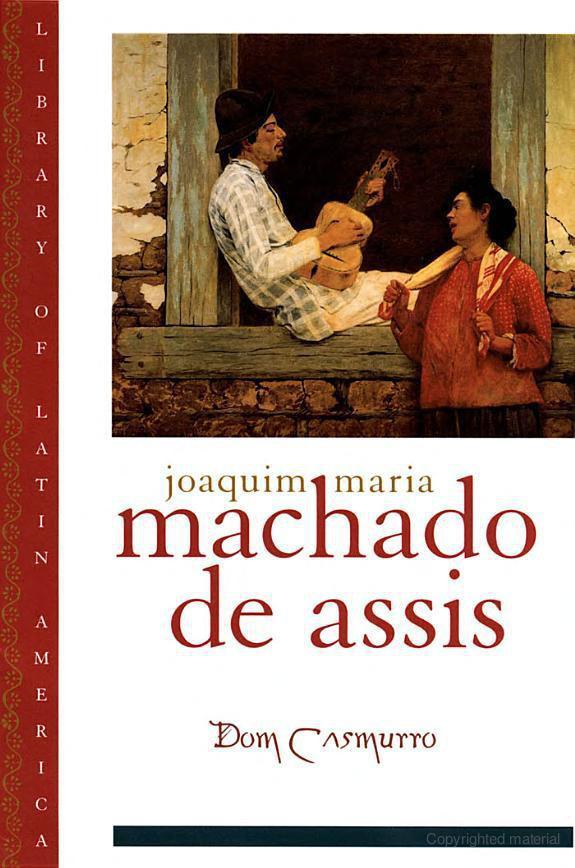 Dom Casmurro – Machado de Assis