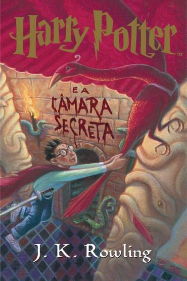 Harry Potter e a Câmara Secreta – Volume 2 – J.K. Rowling