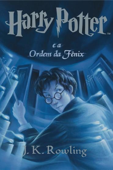 Harry Potter e a Ordem da Fênix – Volume 5 – J.K. Rowling