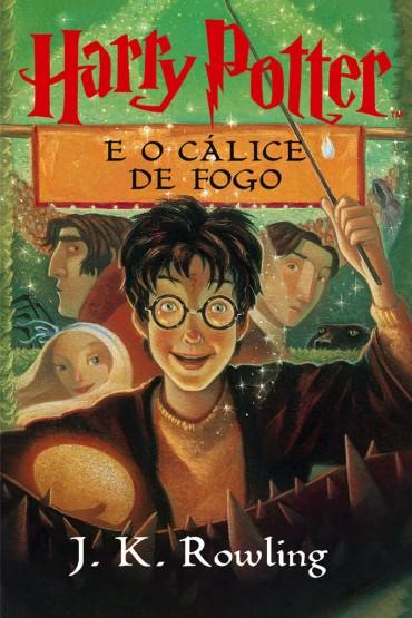 Harry Potter e o Cálice de Fogo – Volume 4 – J.K. Rowling