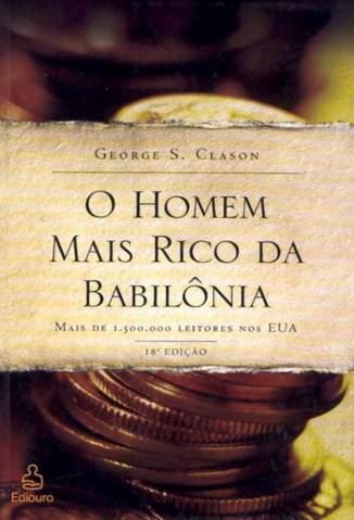 O Homem Mais Rico da Babilônia – George S. Clason