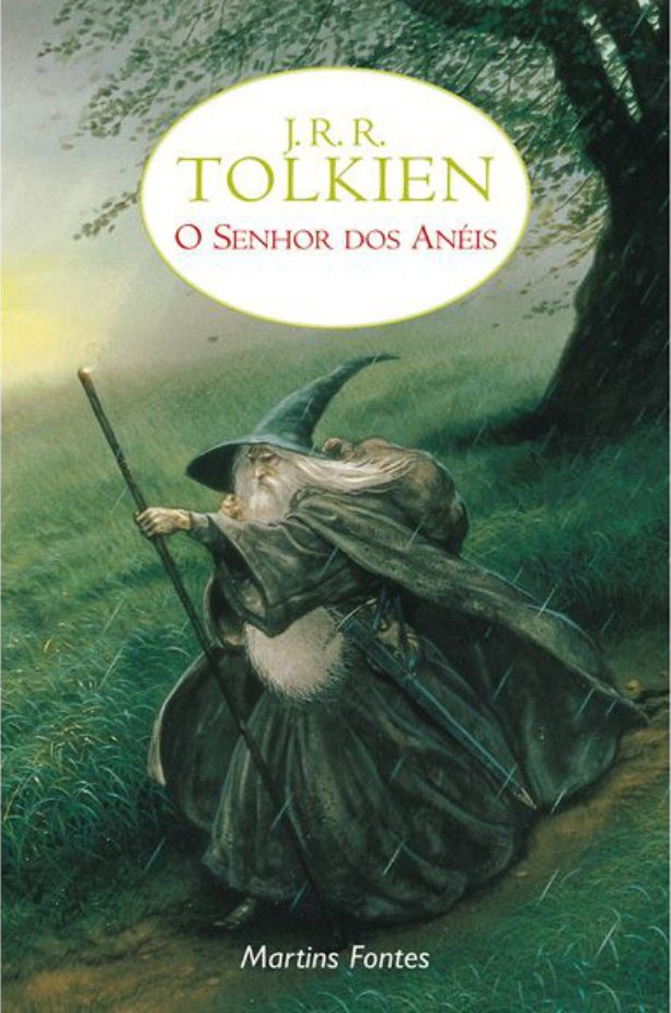 O Senhor dos Anéis – J. R. R. Tolkien