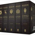 As Crônicas de Gelo e Fogo - A Coleção Completa BOX – George R. R. Martin