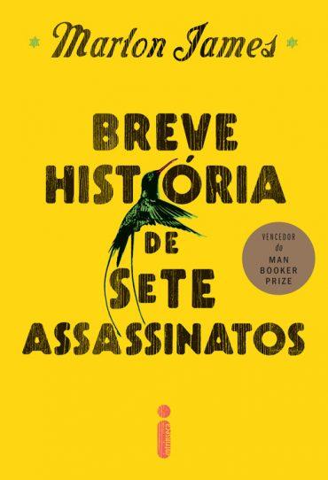 Breve História de Sete Assassinatos – Marlon James