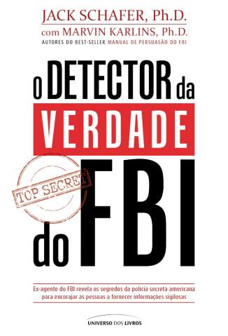 O Detector da Verdade do Fbi – Marvin Karlins